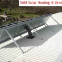 Solar Heating Unit