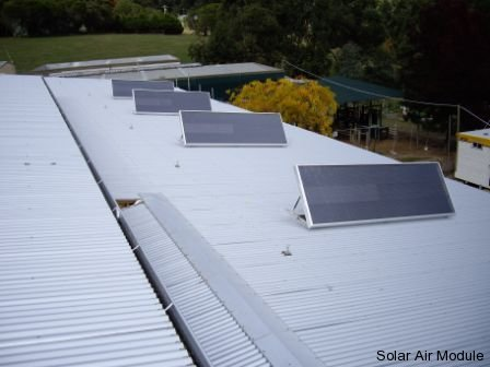 Solar Heating And Cooling Archives Solar Air Module