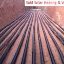 Sub Floor ventilation installation