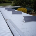 Solar Heating System - Macclesfield Primary School