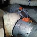 Solar Pre-Heating dampers