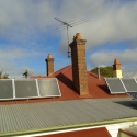 Solar Pre-Heating, add on to existing heating