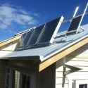 Solar Heating & Cooling with Solar Air Modules