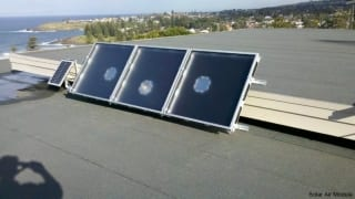 Solar Heaters provide Solar Space Heating without running cost