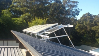 Solar Air Heater Unit
