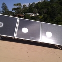 Solar ventilation for healthy living