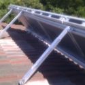 Solar Air Modules effectively provide passive solar heating