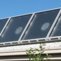 Solar Heating Systems can recover heat from the sun for heating and ventilation for homes