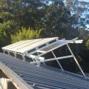 Solar Air Heater Unit