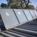 Solar Air Modules (Prototypes) 2011 for solar heating