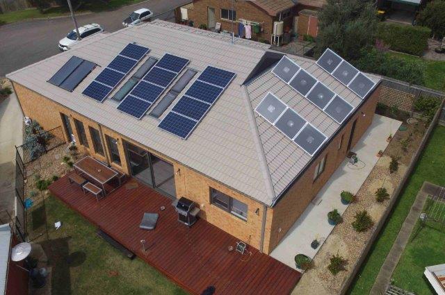 Sam solar air module solar heating solar air heater for Efficient heating systems for homes