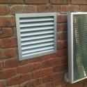 Sub-floor ventilation - exhaust fan