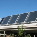 Solar Powered Heating reduces heating cost