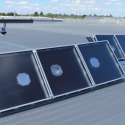 Multiple Solar Air Module Units