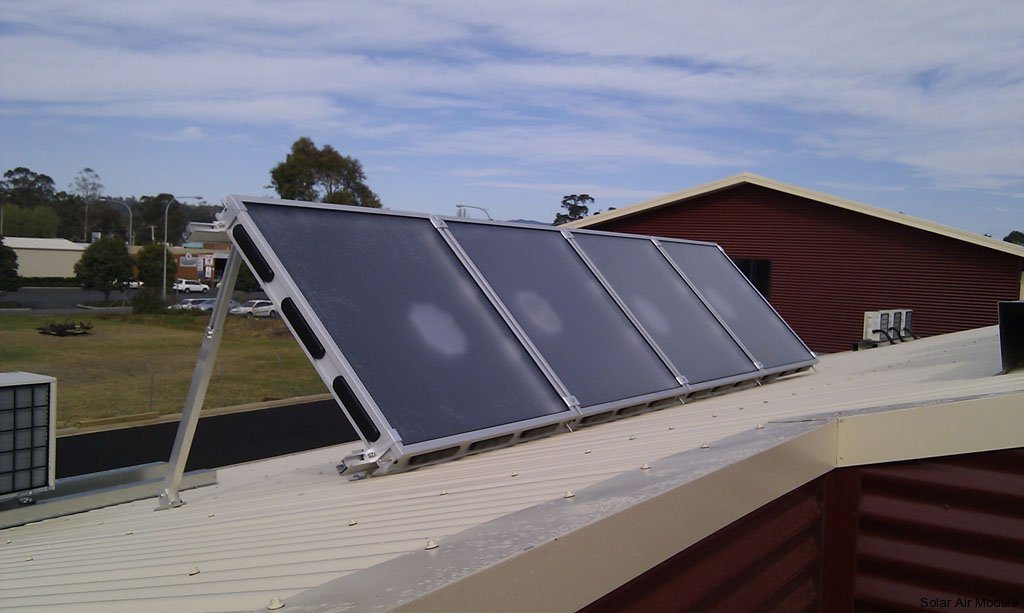 Solar heating – What is it? How does it work?