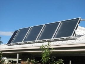 solar heating solar ventilation