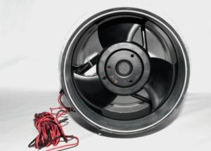 small 16W inline fan